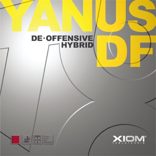 Обзор: Xiom Aigis, Xiom Guillotine, Xiom Yanus DF